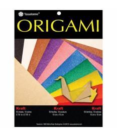 Origami Yasutomo double face 50 pz