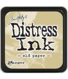 Pad inchiostro Distress carta invecchiata
