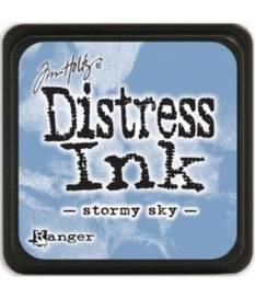 Pad inchiostro Distress cielo tempesta