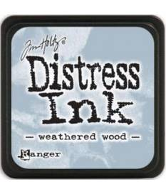 Pad inchiostro Distress legno stagionato