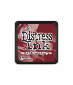 Pad inchiostro Distress mogano invecchiato