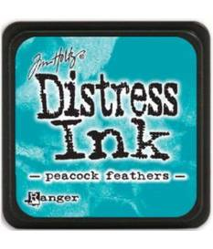 Pad inchiostro Distress piume di pavone