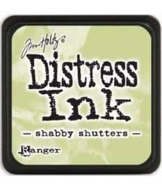 Pad inchiostro Distress verde acido