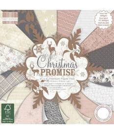 Paperpad Rayher Scrapblock Christmas Promise