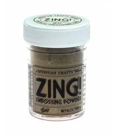 Polvere Oro metallizata per embossing Zing!, 29 g