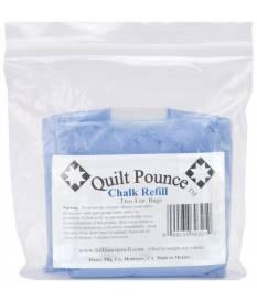 Polverina marcatrice da stencil Quilt Pounce Chalk Refill