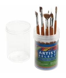 Set pennelli a manico corto Pro Art 12 pz