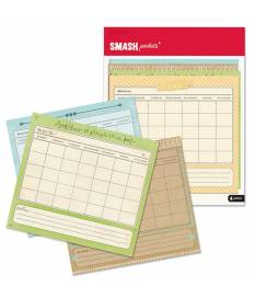 SMASH Pockets, Calendar 4 pz