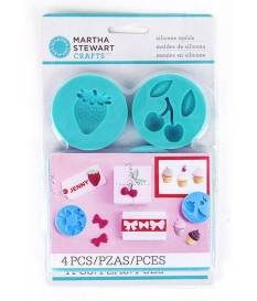 Stampi in silicone Martha Stewart, Sweet Shop