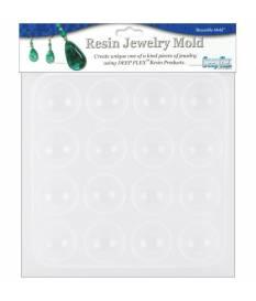 Stampo in resina per gioielli,Diamanti Cabochon