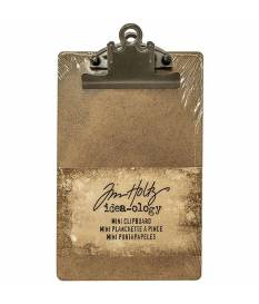 Tim Holtz mini tavoletta portablocco, 22x15 cm